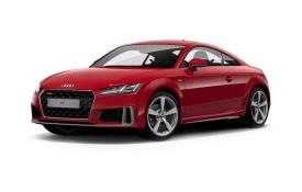 Audi TT Coupe 45 Coupe quattro 2.0 TFSI 245PS Black Edition 3Dr S Tronic [Start Stop] [Technology]
