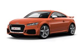 Audi TT Coupe 45 Coupe 2.0 TFSI 245PS Black Edition 3Dr Manual [Start Stop]
