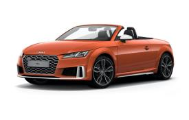Audi TT Convertible 45 Roadster quattro 2.0 TFSI 245PS Black Edition 2Dr S Tronic [Start Stop] [Technology]