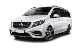 Mercedes-Benz V Class MPV V300 Extra Long 5Dr 2.0 d 237PS AMG Line 5Dr G-Tronic+ [Start Stop] [8Seat]