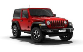 Jeep Wrangler SUV SUV 4Dr 2.0 GME 272PS Overland 4Dr Auto [Start Stop]